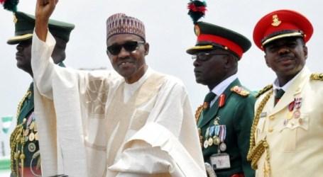 PRESIDEN BUHARI PECAT PARA PEMIMPIN MILITER NIGERIA
