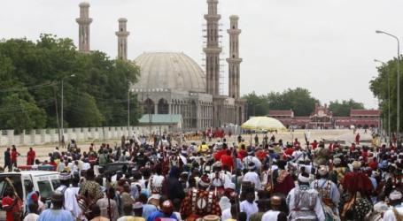 MASJID-MASJID NIGERIA BATALKAN PROGRAM I'TIKAF