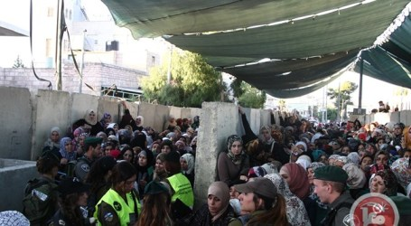 ISRAEL PERKETAT KEAMANAN DI TEPI BARAT DAN AL-QUDS