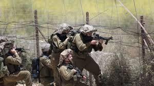 ISRAEL TEMBAKI RUMAH WARGA PALESTINA DEKAT PERBATASAN GAZA