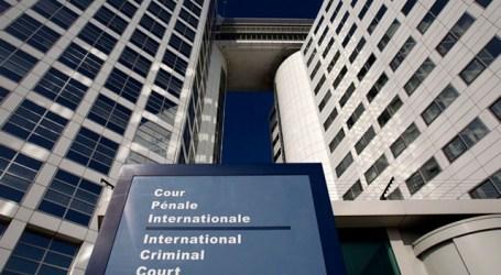 ICC TUNDA RENCANA KUNJUNGAN KE PALESTINA