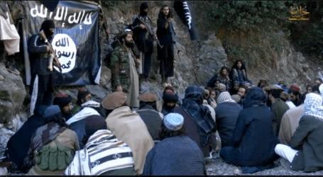 ISIS AFGHAN KLAIM CIPTAKAN TEROBOSAN DI TENGAH KERETAKAN TALIBAN