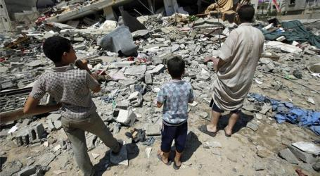 RATUSAN RIBU ORANG TANDATANGANI PETISI AKHIRI BLOKADE GAZA