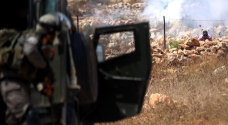 ISRAEL TANGKAP PENDUKUNG TAHANAN MOGOK MAKAN PALESTINA