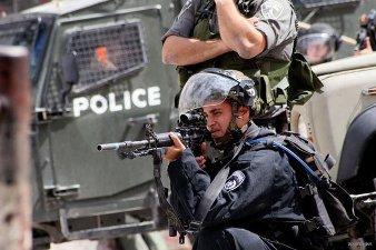 MILITER ISRAEL LATIH 30 YAHUDI MAROKO
