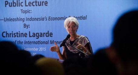 DIREKTUR PELAKSANA IMF APRESIASI INDONESA BISA JAGA STABILITAS PEREKONOMIAN