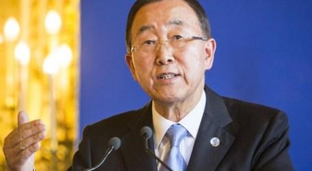 Ban Ki-moon: Sebagian Besar Korban Ekstremisme adalah Muslim