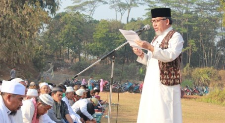 Seruan Akhir Ramadhan 1437 H Jama'ah Muslimin (Hizbullah)