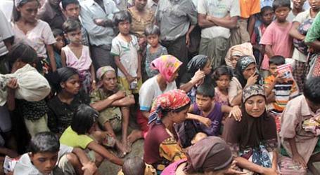 PEMERINTAH THAILAND KIRIM 29 MUSLIM ROHINGYA KE AS