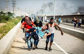 KEMENKES: 46 WARGA PALESTINA TERLUKA DI GAZA