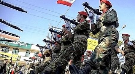 MEDIA LAPORKAN RATUSAN TENTARA IRAN TIBA DI SURIAH