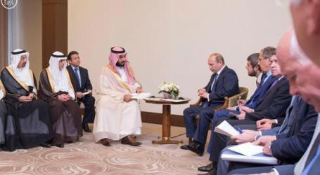 "SAUDI-RUSIA BERSATU LAWAN ""KHILAFAH"" ISIS"