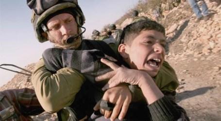 ISRAEL TANGKAP ANAK PALESTINA TAK BISA BICARA DAN TAK BISA MENDENGAR