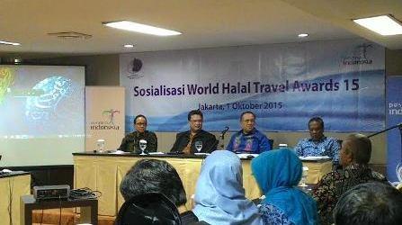 INDONESIA SIAP JADI PUSAT HALAL DUNIA