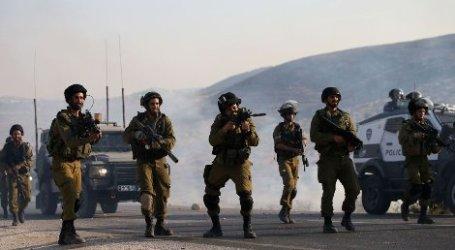 ISRAEL SERBU PEMUDA PALESTINA DI AL-KHALIL DAN JENIN, PULUHAN LUKA-LUKA