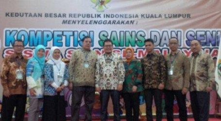 ADA 80 PELAJAR INDONESIA IKUTI KOMPETISI SAINS DI MALAYSIA