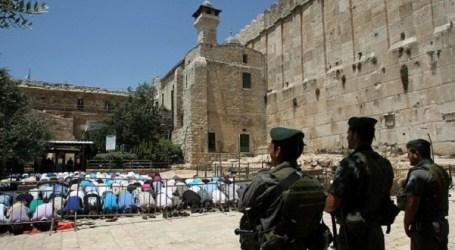 ISRAEL LARANG ADZAN 600 KALI DI MASJID IBRAHIMI SELAMA 2015
