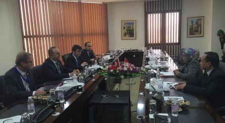 Indonesia-Turki Tingkatkan Kerja Sama Atasi Terorisme
