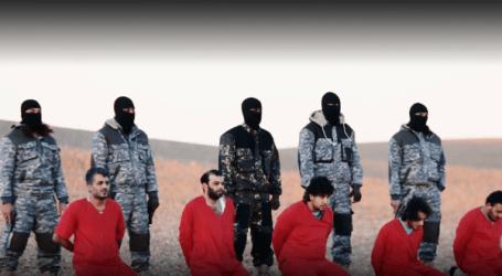 ISIS EKSEKUSI LIMA AKTIVIS MEDIA DI RAQQA SURIAH