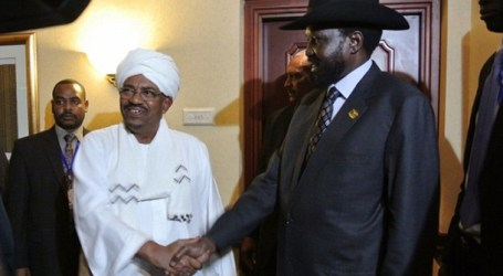 Sudan Buka Perbatasan dengan Sudan Selatan Pertama Kali