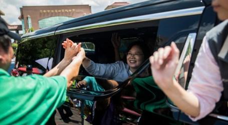 Tsai Ing-wen Terpilih sebagai Presiden Perempuan Pertama Taiwan