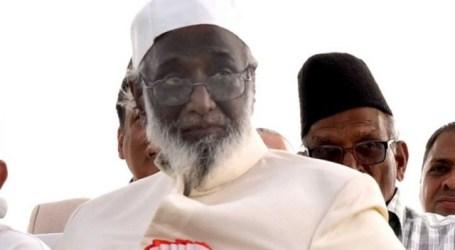 Pemimpin Senior Muslim India Meninggal
