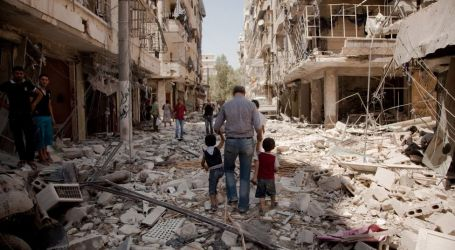 PBB: Pengepungan Aleppo Bisa Potong Suplai Makanan 300.000 Jiwa