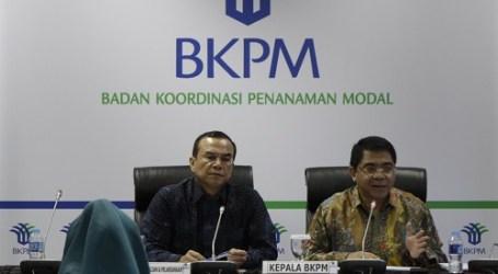 BKPM: Awal 2016 Nilai Komitmen Investasi Naik Sebesar Rp 206 Triliun