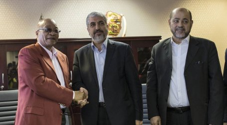 ANC Afrika Selatan Tegaskan Kembali Dukungan Untuk Palestina