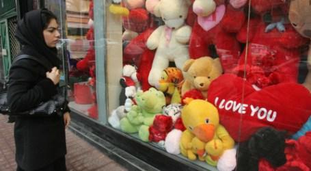 Iran Umumkan Rayakan Valentine sebagai Tindak Kriminal