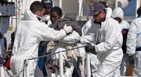 Meningkat Arus Pengungsi Melalui Libya Menuju Itali