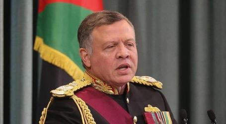 Raja Yordan: Kesepakatan 1967 Kunci Perdamaian Palestina