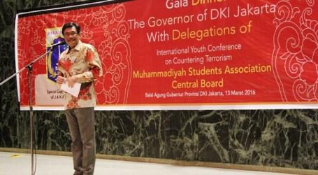 Wakil Gubernur DKI: Anak Muda Berperan Penting Lawan Terorisme