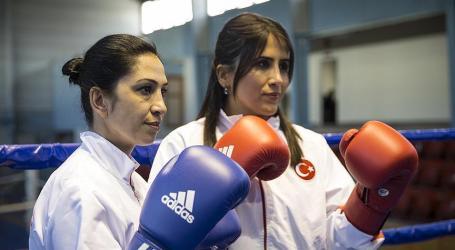 Pelatihan Tinju Gratis Bagi Wanita  Peringati Hari Perempuan Internasional di Turki
