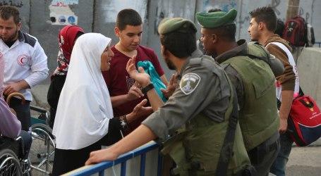 Israel Tutup Wilayah Tepi Barat Selama Hari Raya Yahudi