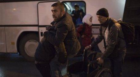 Pertama Kali Pengungsi Suriah Tiba di Jerman Langsung dari Turki