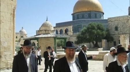Kuil Sinagog Cara Yahudikan Al-Aqsha