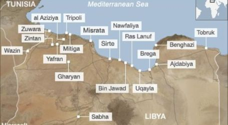 ISIS Libya Kuasai Pantai Misrata