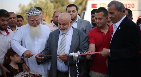 Bulan Sabit Merah Turki Buka Stasiun Medis Pertama di Gaza