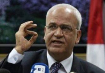 Saeb Erekat: Pertemuan Koordinasi Keamanan Bilateral dengan Israel Dihentikan