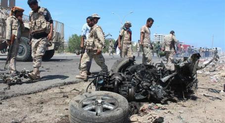 Sedikitnya 45 Orang Tewas Akibat Bom Bunuh DiriDi Yaman