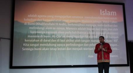 Kadin Syariat Islam Aceh: Menjaga Lingkungan adalah Rahmatan Lil Alamin