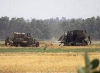 Tentara Israel Serang Lahan Pertanian di Rafah