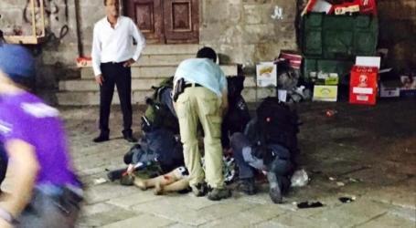 Pemukim Yahudi Terluka Dalam Aksi Penikaman di Al-Quds
