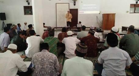 Majelis Maliyah Jama'ah Muslimin (Hizbullah) adakan Tadrib Zakat