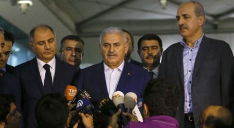 "PM Turki Kecam ""Tindakan Balas Dendam"" Terhadap Komplotan Kudeta"