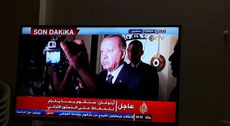 Media Inggris: Kemenangan Erdogan Buktikan Dukungan Rakyat