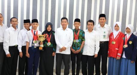 Siswa Madrasah Kembali Raih Prestasi Internasional