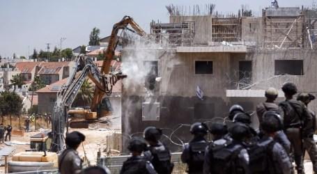 Israel Setujui 35 Bangunan Palestina Namun Perintahkan Bongkar 2.000 Bangunan Lain