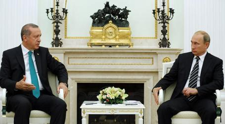 Oposisi Suriah Sambut Pertemuan Presiden Erdogan dan Putin